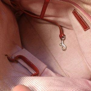 Dooney & Bourke Bags - Authentic grey Dooney & Bourke purse handbag